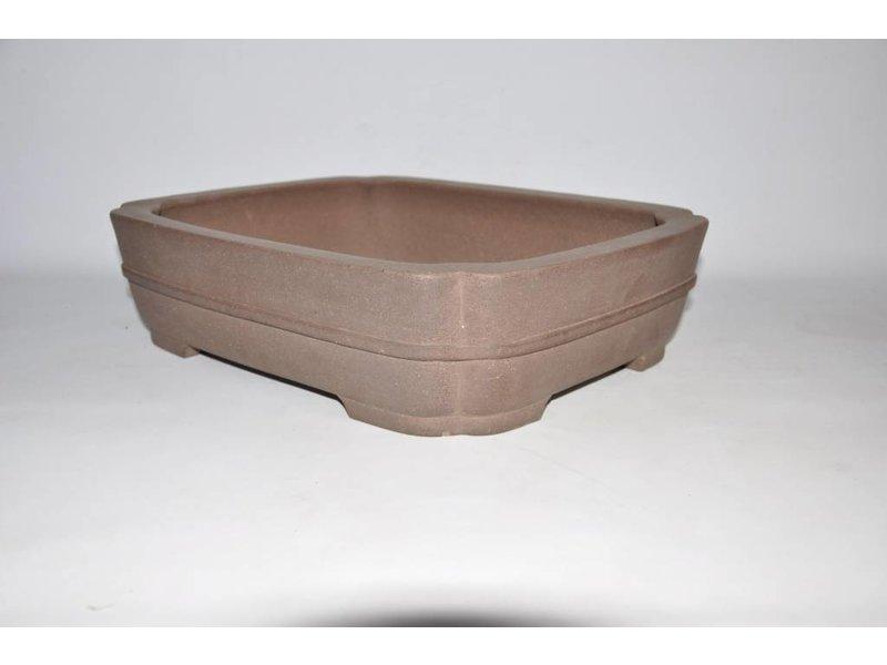 Rechthoekige Ikoro-pot