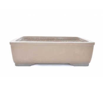 Rechthoekige pot, Gyozan, 42,7 cm