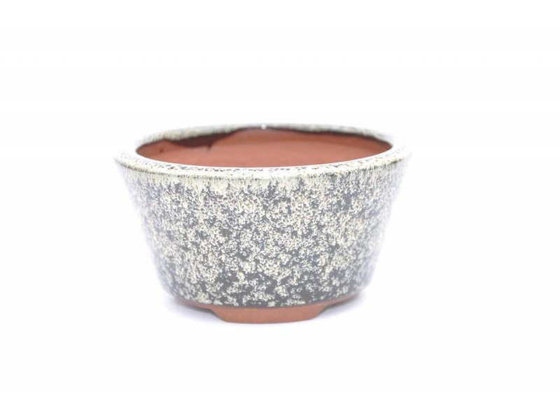 Round pot 5,5 cm x 10,4 cm, Youzan, Emei Japan