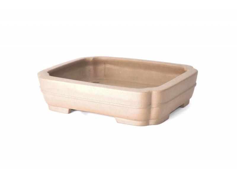 Rechthoekige Keizan-pot