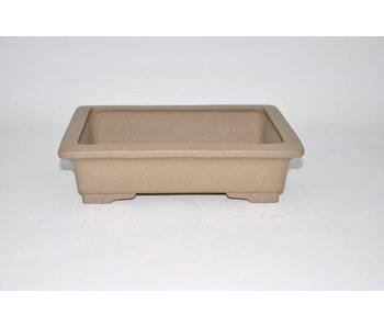Rectangular pot, Sanpo 8,1 cm x 31,4 cm