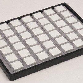 Gemstone sliding tray content 42 plastic boxes