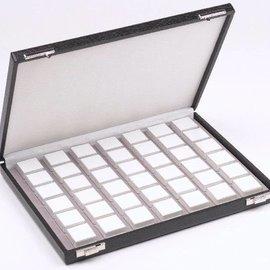 case content 42 plastic boxes