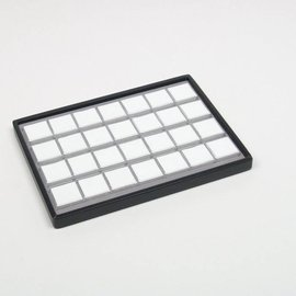 sliding tray content 28 plastic boxes