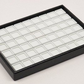 stacking tray content 54 glass lid boxes