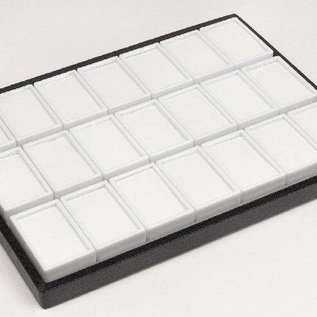 sliding tray content 21 glass lid boxes