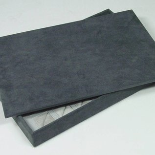 Abdeckplatte für Stapelladen der Serie KL