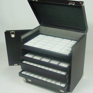 Sample case for sliding trays KL