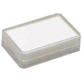 Kunststoffdose mit Flockschaumeinlage