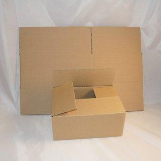 Faltschachtel zum Verpacken und Versenden