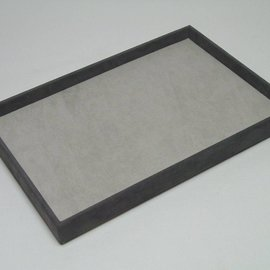 Stacking tray universal double size