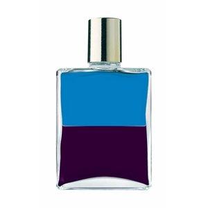 Aura-Soma Aura-Soma B001 Blauw / Donker Magenta 50 ml