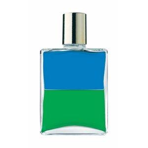 Aura-Soma Aura-Soma B003 - Blue / Green - The Heart Bottle / Atlantean Bottle