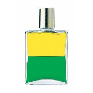 Aura-Soma Aura-Soma  B007 - Yellow / Green - Garden of Gethsemene / Final Test of Faith