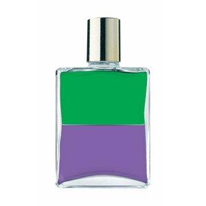Aura-Soma Aura-Soma B017 Groen / Violet 50 ml