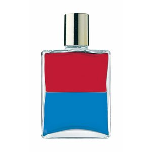 Aura-Soma Aura-Soma B029 - Red / Blue - Get Up and Go Red / Blue