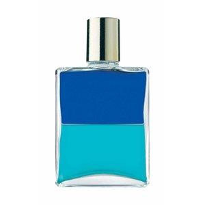 Aura-Soma Aura-Soma B033 Koningsblauw / Turquoise 50 ml