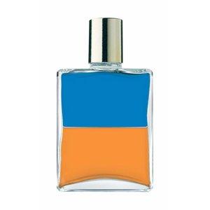 Aura-Soma Aura-Soma B072 - Blue / Orange - The Clown / Pagliacci