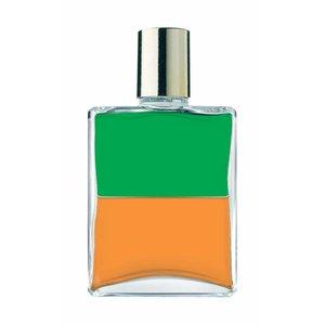 Aura-Soma Aura-Soma B082 Groen / Oranje 50 ml