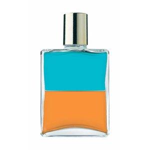 Aura-Soma Aura-Soma B083 Turquoise / Goud 50 ml