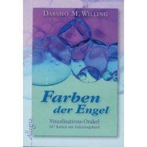 Aura-Soma Aura-Soma BK83 Aura-Soma: Farben der Engel, D. Willing Neue Auflage mit 110 Karten