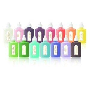 Aura-Soma Aura-Soma FULLPOM Complete Set of 16 Pomanders 25 ml