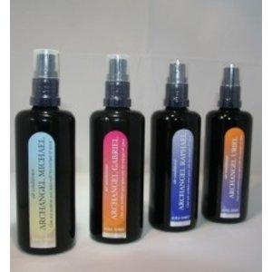Aura-Soma Aura-Soma BA14 Alchemy Set bottle 14 50ml Blauw over Donker Roze