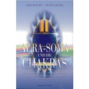 Aura-Soma Aura-Soma BK35D Buch: Aura-Soma und die Chakras, M. Booth