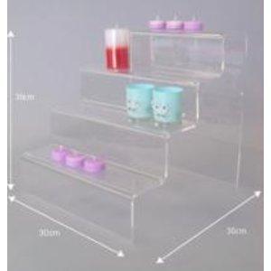Aura-Soma Aura-Soma EBHCC Trolley voor set van alle 50 ml flessen