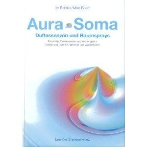 Aura-Soma Aura-Soma BK36D Boek: Aura-Soma-Duftessenzen u. Raumsprays (duits)