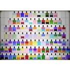 Aura-Soma DUBE Display Box met lampen voor 55 x B-flessen