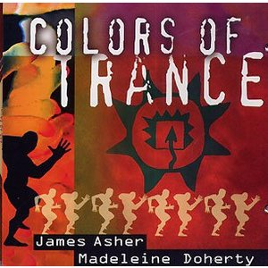 Aura-Soma Aura-Soma CD08 Colors of Trance, James Asher
