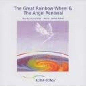 Aura-Soma Aura-Soma CD23 CD The Angel Renewal & Rainbow Wheel
