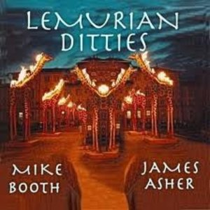 Aura-Soma Aura-Soma CD32 Lemurian Ditties - Mike Booth and James Asher