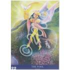 Aura-Soma PL44SET Poster: Grote Arcana Return Journey Poster Set Nieuwe Tarot