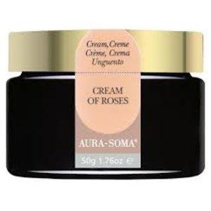 Aura-Soma APC4 Apothecary Creme Cream of Roses