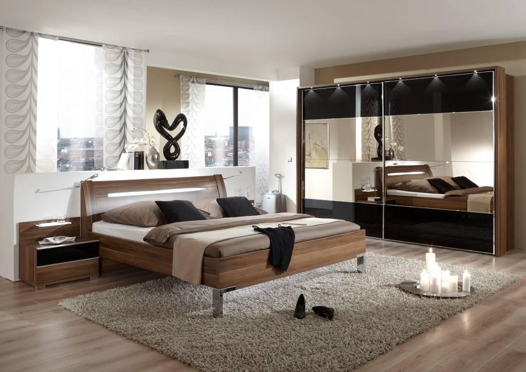 50 . Details zu Schlafzimmer komplett Doppelbett mit 2 Schubladen ...