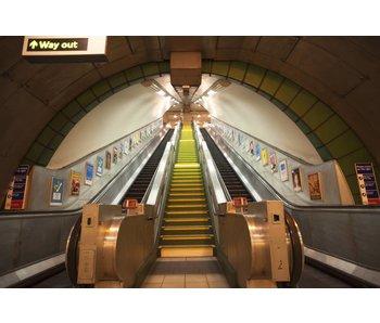Londen Mural Subway