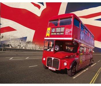 Londen London Bus 232 x 315 cm