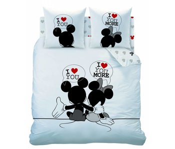 Disney Minnie Mouse Dekbed The End Lits Jumeaux