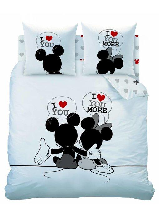 Disney Minnie Mouse Dekbedovertrek The End Lits Jumeaux