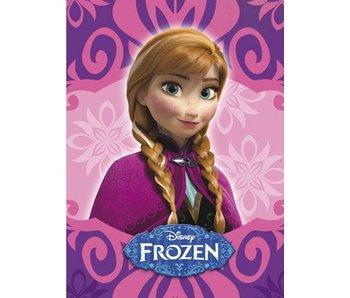 Disney Frozen kladboekje A7 (mix Design)