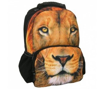 Animal Pictures Backpack lion 44 cm