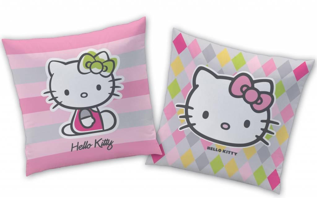 Kussen hello kitty mady 40x40 - Verpakking kussen x ...