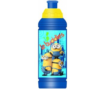 Minions Bottle blue