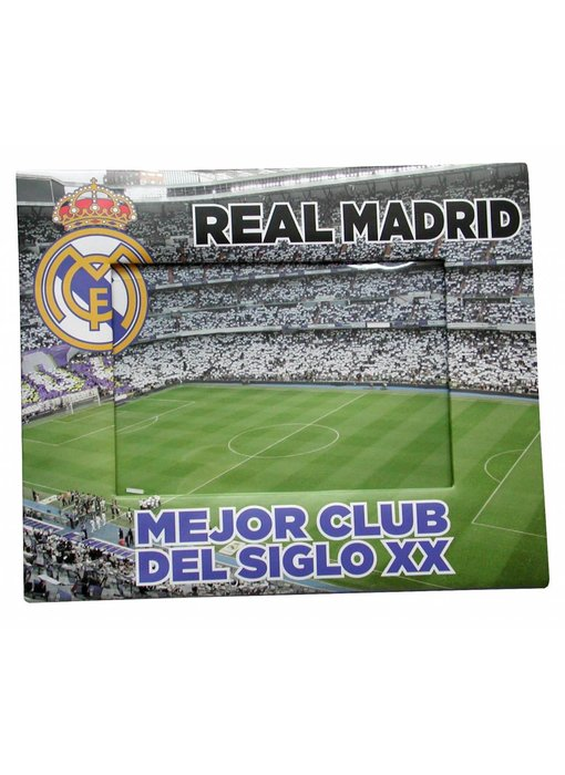 Real Madrid Karton Bilderrahmen
