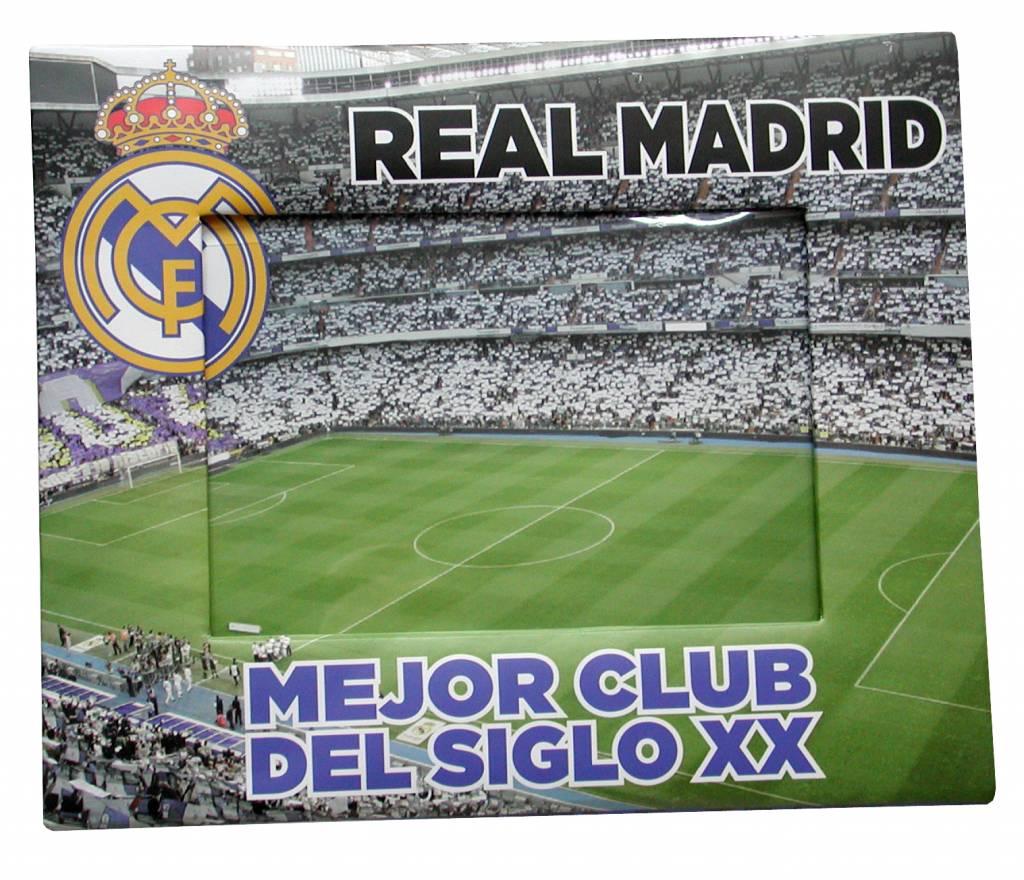Real Madrid Karton Bilderrahmen - SimbaShop.nl
