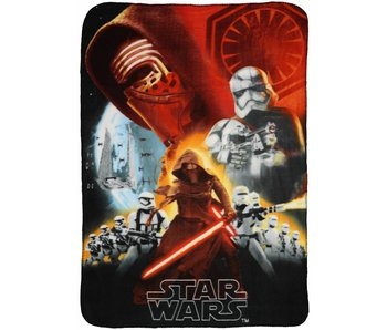 Star wars Fleece blanket the force awakens A 100x150cm