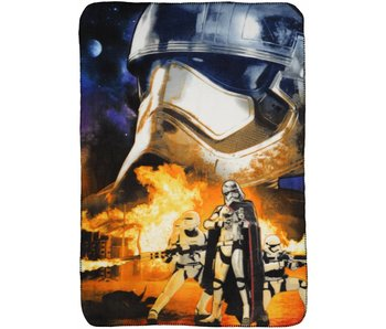 Star Wars Fleece plaid the force awakens B 100x140cm