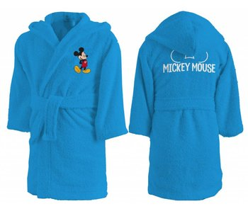 Disney Mickey Mouse Stern-Bademantel aus 100% Baumwolle 2/4 Jahre